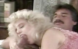 barbi dahl retro golden-haired sweetheart fucking