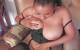 large arse d like to fuck with big tits fingers