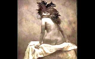 vintage erotic foto art