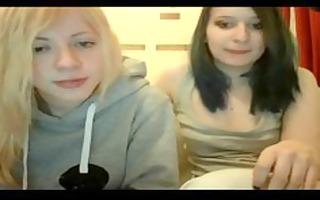 lesbos on skype