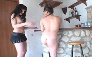 pair of wicked lesbos having pleasure