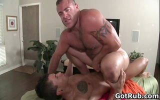 worthy dude acquires superb homosexual rub 1 by