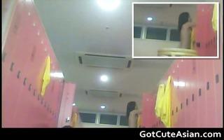 spycam in dressing room part3