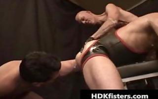 extraordinary hardcore homo fisting part11