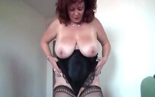 large nice-looking woman mommas masturbating