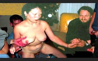 michel steuve exhibite his wife colette choisez