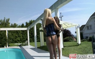 clara g and jasmin acquire jointly in this eager