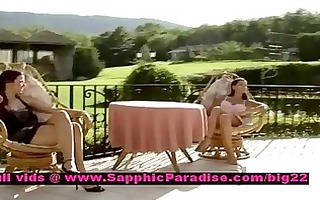 luka and daphne and peaches lesbo dolls fingering