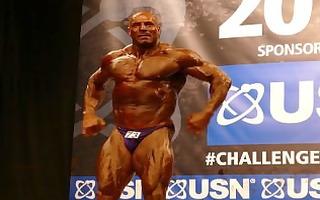 muscledad martin stevenson - competitor no 41 -