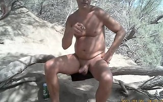 public love being nude