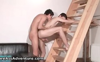 daniel wood and marty marshall in homo part1