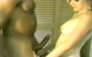 blond wife bonks dark and spouse films