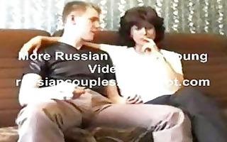 russian mature mamma amalia with her lad