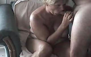 older wife sucks