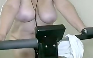 plumper aged working out aged aged porn granny