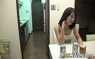 japanese cutie screwed by father in law