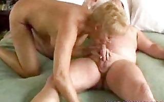 blonde aged fuck