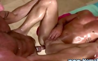 built homosexual lad give anal to str lad after