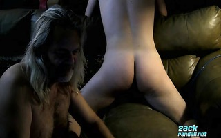 riding daddy wang on webcam