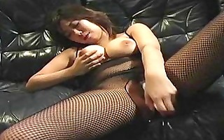 large tits oriental honey toy inserting