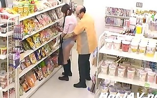 japanese hedden cams in dildos toy shop 2