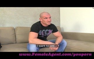 femaleagent. very concupiscent and orgasms