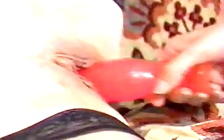 older strumpets toying and fisting