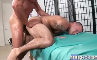 massagecocks muscle butt massage