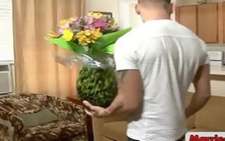 flower deliver boy receives screwed part2