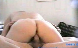 big lady acquires a pounding