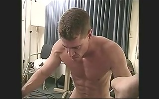 barebacking and drinking hot sperm.