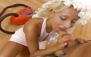superb precious hot blond wife with petite tits