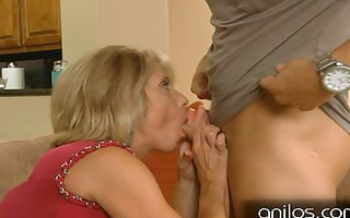 obscene mature housewife sucks and acquires