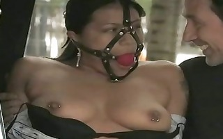 throat bound thraldom playgirl takes a ride