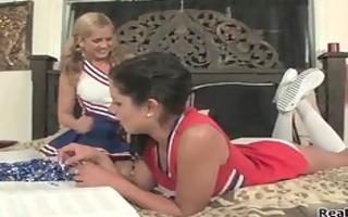 lesbo legal age teenager cheerleader girlfriends