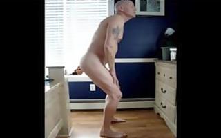riding a vibrator homosexual porn homosexual guys