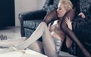 sexy lezzies in pantyhose another time in act