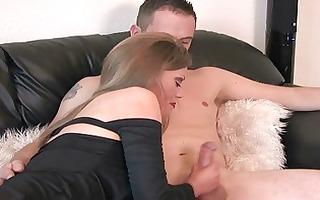 breasty blonde mother i jerking biggest shaft