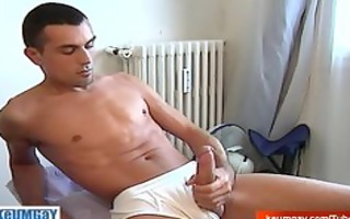 greg, a very lengthy pounder chap receive wanked