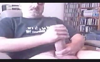 dad with large cock and balls