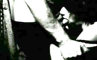 lydia lunch gives oral sex - from a art short film