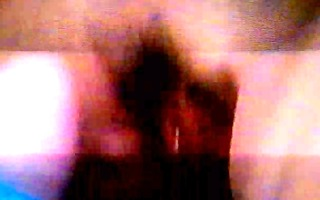 old homemade vid of slender wife stripping