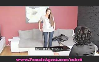 femaleagent. resistance is futile