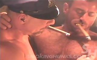 dave stone & wayne, smokinghunks dvd 20 [