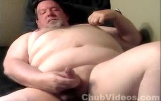 dad hung overweight bear