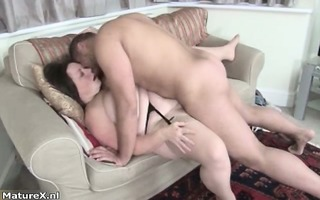 beautiful plump is drilled by a nasty lad part1