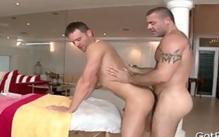 fortunate chap acquires great massage 10 part11