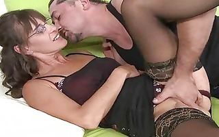 sexy older getting screwed glamorous hard