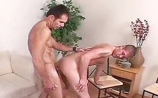 homo gazoo acquires pounded by a large penis
