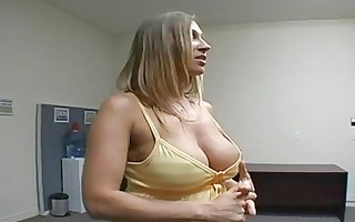 awesome glamorous cock addicted breasty milfs